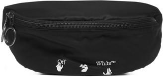 Off-White Ow Logo Nylon Fanny Pack
