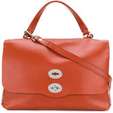 Zanellato studded tote bag - women - Calf Leather - One Size