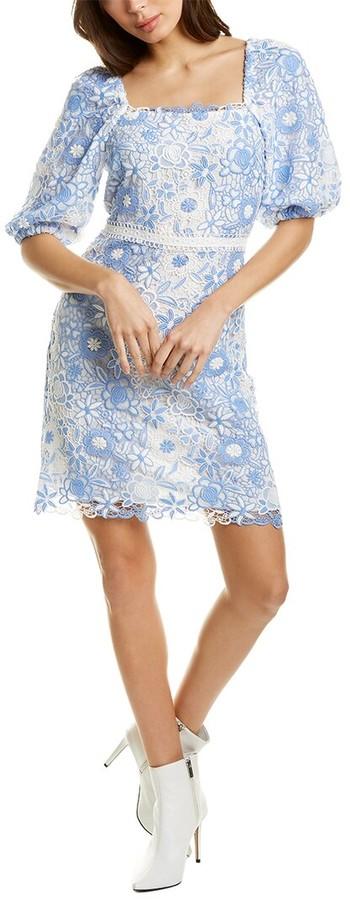 Shoshanna Airana Mini Dress