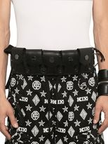 Kokon To Zai Leather Utility Pockets
