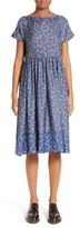 Comme des Garcons Women's Floral Print Taffeta Dress