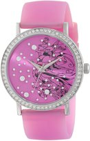Ed Hardy Women's LV-PK Love Bird Dial Watch