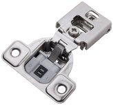 Hickory Hardware HH74716-14 Soft-Close Hinges Collection 0.5 Inch Overlay Softclose Face Frame Hinge, Finish