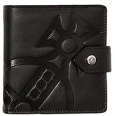 Vivienne Westwood Orbit Embossed Leather Coin Wallet