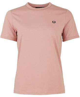 Fred Perry Women's Ringer T-Shirt