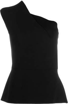 Roland Mouret asymmetric vest top