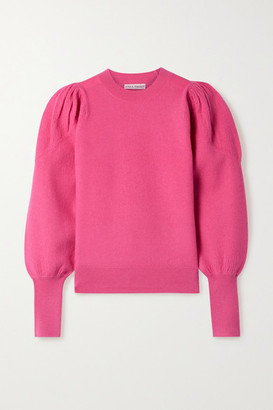 Ulla Johnson Katerina Merino Wool Sweater - Bubblegum