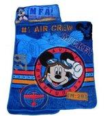 Disney Flight Academy Nap Mat, Mickey Mouse (Discontinued by Manufacturer) (Discontinued by Manufacturer)