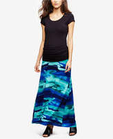 A Pea in the Pod Maternity Tie-Dye Maxi Skirt