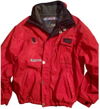 Fusalp Red Polyester Jackets