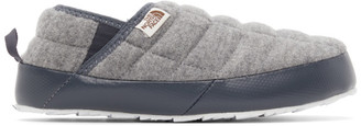 The North Face Grey ThermoBall Traction Loafers