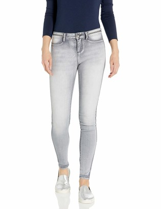 Desigual Women's Maeline Embroidered Detail Denim Trousers