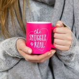 Dormify Snuggle Is Real Mug