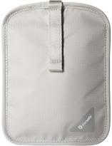 Pacsafe Coversafe V60 RFID Secret Belt Wallet Wallet Handbags