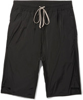 Rick Owens - Swinger Shell Shorts