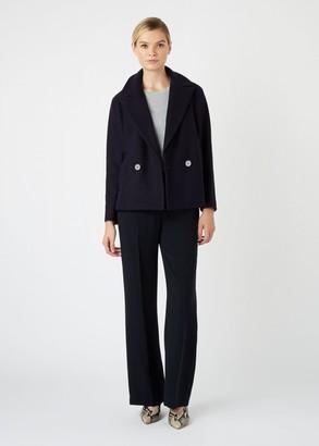 Hobbs Macey Wool Blend Coat