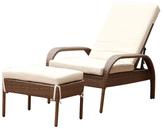 Abbyson Palermo Cushion Lounger