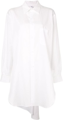 Y's Long Plain Shirt