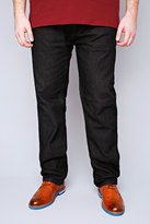 Yours Clothing Rockford Black Comfort Fit Jeans