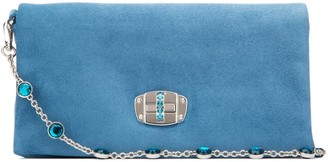 Miu Miu Chain Strap Flap Closure Bag