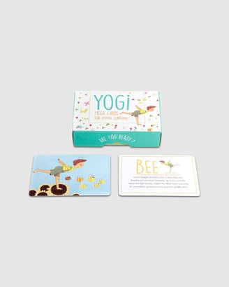 Yogi Fun - Blue Games - Yogi Kit - Size One Size at The Iconic