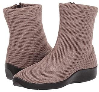 ARCOPEDICO Net 8 (Taupe) Women's Shoes