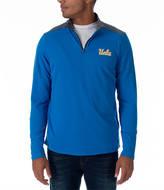 Under Armour Men's UCLA Bruins College Charged Cotton Quarter-Zip Jacket