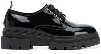 Tommy Hilfiger Lace Up Loafers