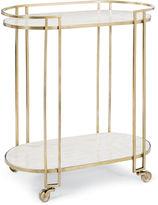 Regina-Andrew Design Regina Andrew Design Clemence Bar Cart, Bronze