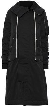 Rick Owens Shell Hooded Coat
