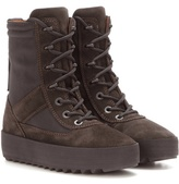 Yeezy Military suede boots (SEASON 3)