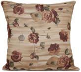 "Curations By Matstone Ralph Lauren Vintage Scarf 34"" Pillow"