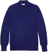 Richard James Wool Zip-Up Cardigan
