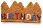 Oeuf NYC Alpaca Wool Birthday Crown