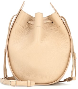 The Row Drawstring Pouch shoulder bag
