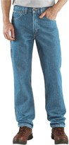 Carhartt Relaxed Fit Jeans - Factory Seconds (For Big and Tall Men)