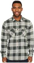 Hurley Dri-Fit Cora Long Sleeve Flannel Men's Clothing