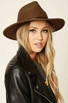 Forever 21 Felt Fedora Hat