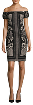 Plenty by Tracy Reese Off The Shoulder Bodycon Dress