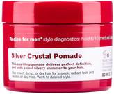 Recipe For Men Recipe for Men Silver Crystal Pomade 80ml