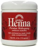 Rainbow Research Henna Hair Color and Conditioner Medium Auburn