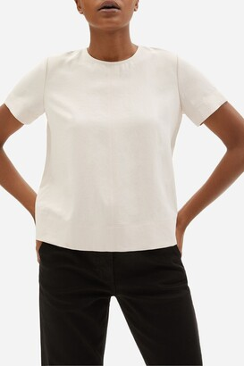 Everlane The Japanese Goweave Swing Tee