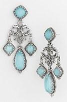Konstantino Women's 'Aegean' Chandelier Earrings