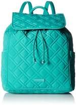 Vera Bradley Women's Drawstring Backpack