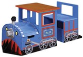 The Well Appointed House Teamson Design Child's Train Writing Table and Chair Set
