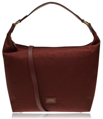 Lauren by Ralph Lauren LRL Hobo Med Bag Sn92