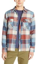 Brixton Men's Archie Long Sleeve Flannel Shirt