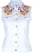 Philipp Plein embellished waistcoat