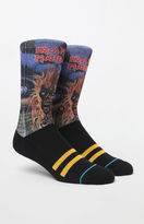 Stance Iron Maiden Crew Socks