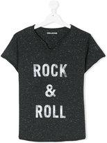 Zadig & Voltaire Rock & Roll print T-shirt